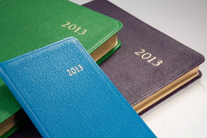 New Color 2013 Agendas