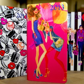 2013 Henri Bendel Pocket Planners