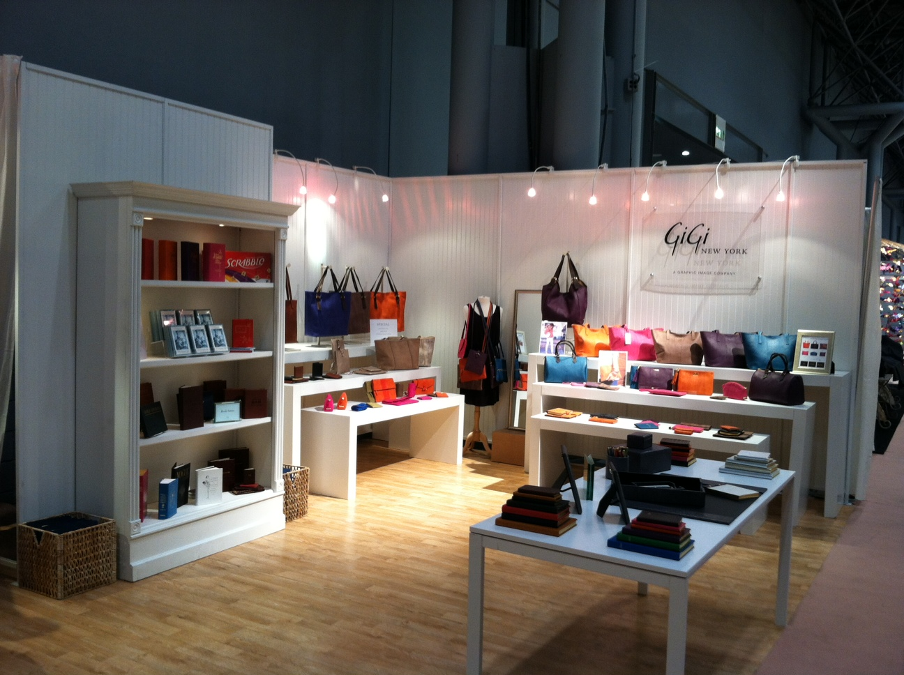 Graphic image and gigi new york at the 2012 new york for New york international gift fair