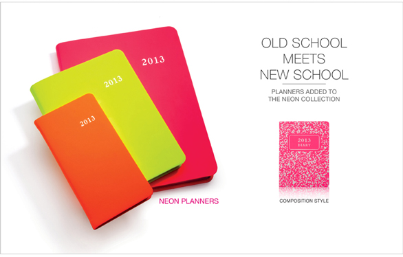 NEON Datebooks