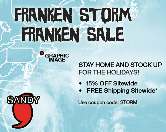 Hurricane Sale